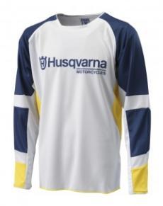 Tricou moto Husqvarna FX 14