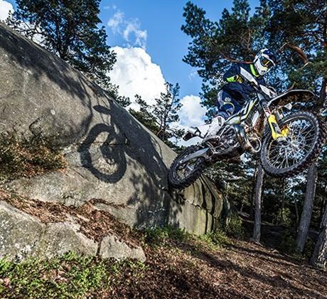 Motocicleta Husqvarna Performanta extrema pentru a cuceri lumea